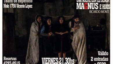 Una noche con el señor Magnus e hijos